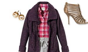 Thử tài stylist: Tìm giày ăn ý cùng quần nỉ
