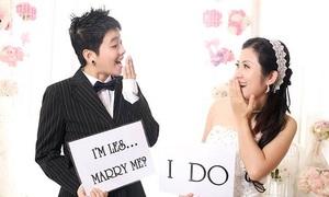 Người đồng tính hiểu lầm tin được phép cưới
