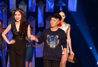 Hà Nhật Tiến tiếc nuối rời Fashion Star sớm