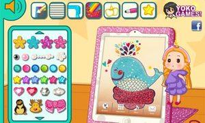 Làm điệu cho iPad