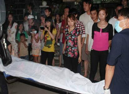 Nữ sinh bị hiếp dâm rồi sát hại trong phòng trọ