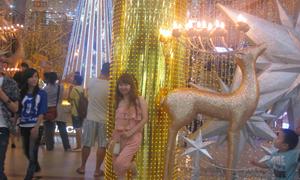 Noel một mình đầu tiên ở Sài Gòn