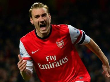 Bendtner ghi bàn - sự kiện lớn ở Premier League