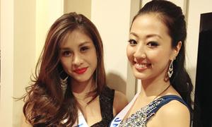 Hoa hậu Quốc tế tặng Iphone cho thí sinh