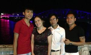 Hậu vệ Huỳnh Phú trải lòng về gia đình