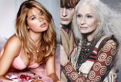 12 người mẫu quốc tế gây chú ý nhất 2013
