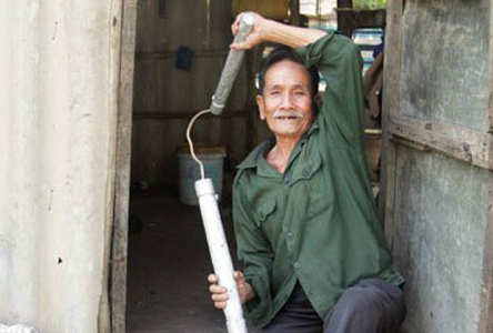 Những cụ già Sài Gòn chống cướp hung tợn