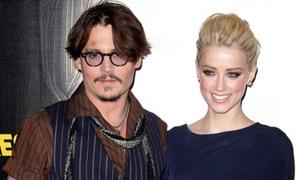 Johnny Depp tặng bạn gái quà Noel 50.000 USD