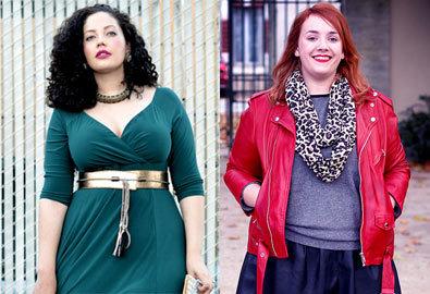8 fashionista tròn trịa tự tin diện đồ ấn tượng