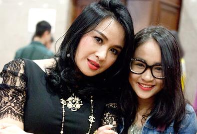 Thanh Lam: 'Con gái yêu dại khờ giống tôi'