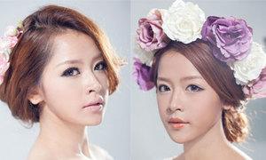 Make up cưới trong veo với Chi Pu