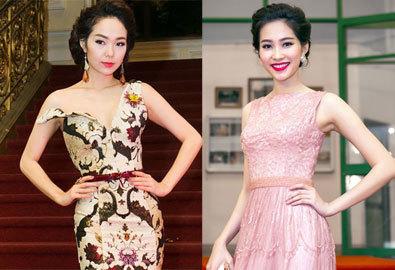Bình chọn sao Việt mặc đẹp tháng 1