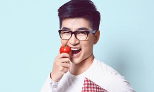 Hot boy Nam Hee thích style 'bụi' của Hàn Quốc