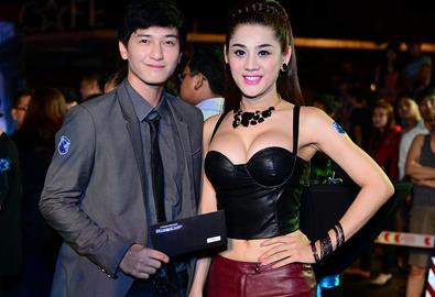 Lâm Chi Khanh ngực khủng, eo thon