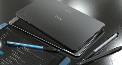 Thiết kế máy tính bảng HTC Babel tuyệt đẹp