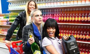 Những khoảnh khắc thú vị trong show Chanel