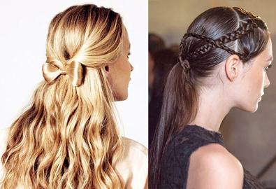 8 mẫu tóc tết lãng mạn cho mùa xuân