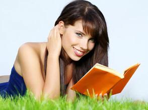 Bình an trong tâm hồn nhờ đọc sách mỗi ngày