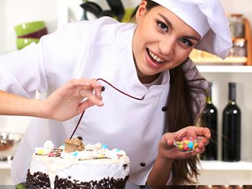 Viết cho những phụ nữ biết làm bánh