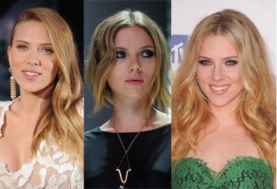 10 kiểu tóc mê hoặc của Scarlett Johansson