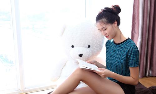 Căn hộ xinh xắn của Hoa hậu Thuỳ Dung