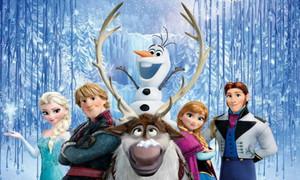 'Frozen' là phim hoạt hình ăn khách nhất mọi thời đại