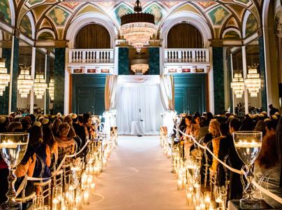 Cách tổ chức đám cưới sang trọng
