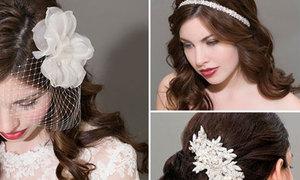 Phụ kiện cô dâu phong cách Pháp