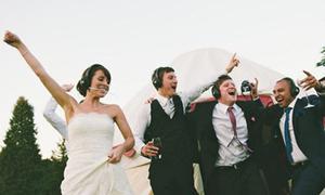 Kịch bản đám cưới vui nhộn dành cho bạn bè