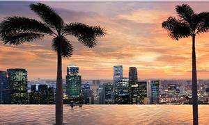 8 khách sạn có hồ bơi đẹp nhất ở Singapore