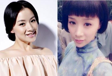 Mỹ nhân 'Thiếu niên Khang Hy' mặt dài ngoẵng vì chỉnh sửa