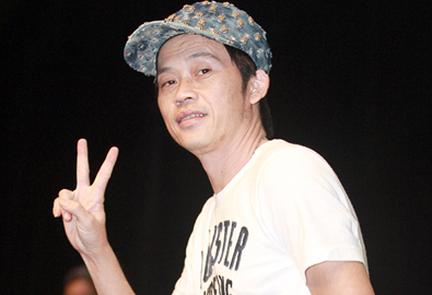 Hoài Linh bơ phờ vì chạy show