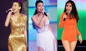 4 kiểu đồ diễn 'ruột' của sao Việt