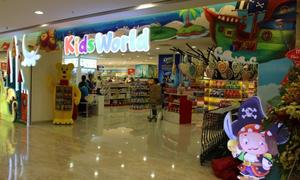 Khai trương Kids World Đồng Khởi