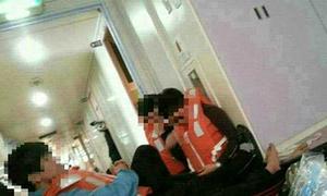 Những hình ảnh cuối cùng của hành khách trên phà Sewol