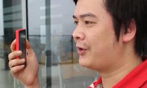 Video hát rap giới thiệu Nokia X
