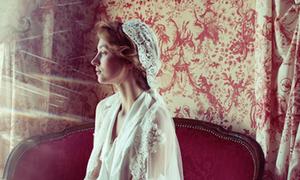 Váy cưới thanh lịch phong cách Bohemian