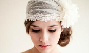 Phụ kiện thay thế khăn voan cho cô dâu