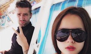 Vợ chồng DJ Myno chọn tên cho con trai