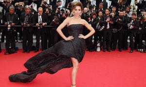 Cheryl gợi cảm hút hồn tại Liên hoan phim Cannes