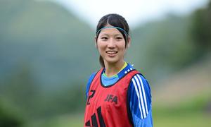 Nữ tuyển thủ khả ái của đội U20 Nhật