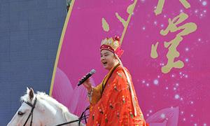 'Đường Tam Tạng' Từ Thiếu Hoa phong độ ở tuổi 56
