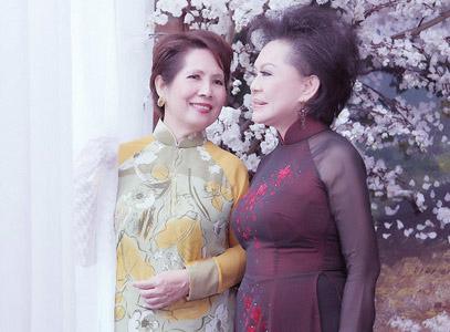 Phương Dung, Giao Linh trải lòng trước liveshow