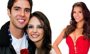 Kaka bị nghi cặp kè Hoa hậu Brazil