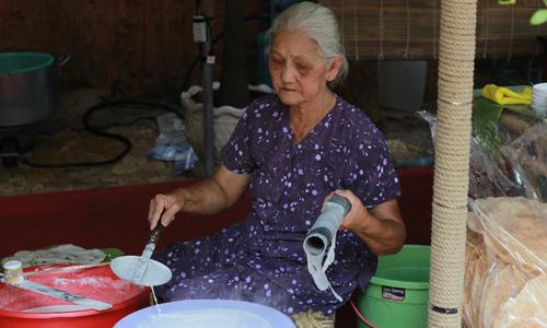 Bánh đập - món ngon dân dã đất miền Trung