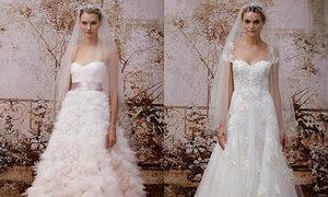 Váy cưới vintage kiều diễm