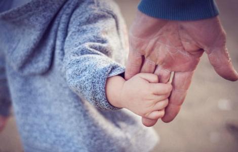 Bàn tay của cha