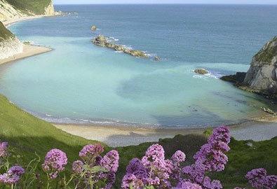 15 bãi biển đẹp ngỡ ngàng ở Anh