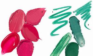 10 tông màu makeup thời thượng 2014