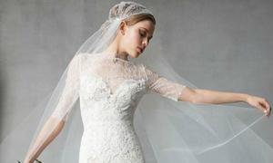 Thời trang cưới tạo nên sự hoàn hảo